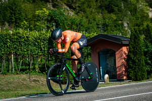 NOOIJEN Lieke: UEC Road Cycling European Championships - Trento 2021
