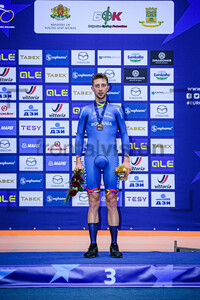 CRISTA Daniel, : UEC Track Cycling European Championships 2020 – Plovdiv