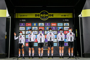 TEAM SUNWEB: Ronde Van Vlaanderen 2020