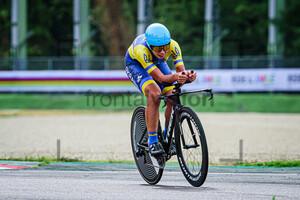 KONONENKO Valeriya: UCI Road Cycling World Championships 2020