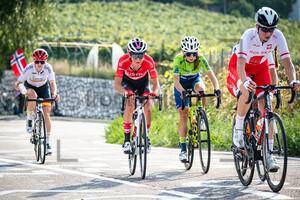 BERGER-SCHAUER Tina: UEC Road Cycling European Championships - Trento 2021