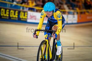 HOLOD Yelyzaveta: UEC Track Cycling European Championships (U23-U19) – Apeldoorn 2021