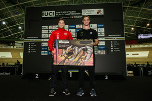 BÖTTICHER Stefan, GLAETZER Matthew: UCI Track Cycling World Championships 2019