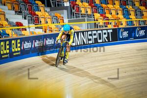 BILETSKA Alla: UEC Track Cycling European Championships (U23-U19) – Apeldoorn 2021