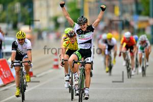 Winner Tim Starker: 1. Stage, Gro§er Preis der Stadt Frankfurt Oder