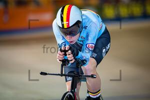 BERNARD Thibaut: UEC Track Cycling European Championships (U23-U19) – Apeldoorn 2021