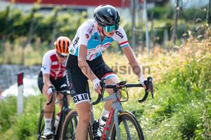 BERTON Nina: UEC Road Cycling European Championships - Trento 2021