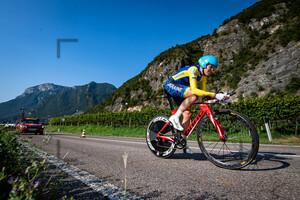YAROSHENKO Viktoriia: UEC Road Cycling European Championships - Trento 2021