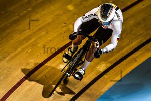 HINZE Emma: UCI Track Cycling World Cup 2018 – Berlin