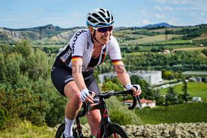 KRÖGER Mieke: UCI Road Cycling World Championships 2020