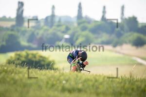 SCHRÖDER Jasper: National Championships-Road Cycling 2021 - ITT Junior Men U19