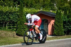 KARASIEWICZ Karolina: UEC Road Cycling European Championships - Trento 2021