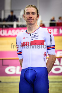 STEWART Mark: UCI Track Cycling World Cup 2019 – Glasgow