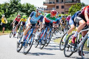 DEIGNAN Elizabeth, LONGO BORGHINI Elisa: Giro d´Italia Donne 2021 – 5. Stage
