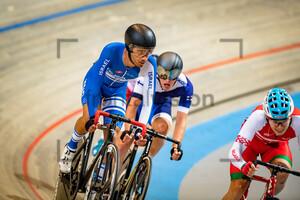 SHYMAN Roy: UEC Track Cycling European Championships (U23-U19) – Apeldoorn 2021