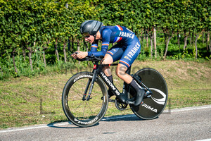 DEVAUX Pauline: UEC Road Cycling European Championships - Trento 2021