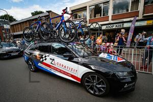 Team Car: SIMAC Ladie Tour - 1. Stage