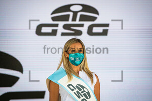 Hostess: Giro d´Italia Donne 2021 – 4. Stage