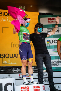 CHABBEY Elise, BUGNO Gianni: Giro d´Italia Donne 2021 – 5. Stage