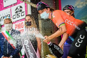 VOS Marianne: Giro Rosa Iccrea 2020 - 6. Stage