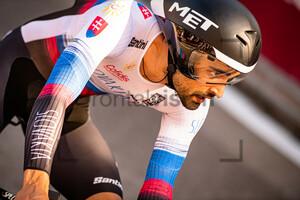 KUBA Ronald: UEC Road Cycling European Championships - Trento 2021