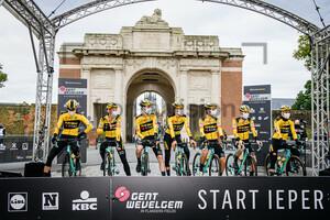 Team JUMBO - Visma: Gent - Wevelgem 2020