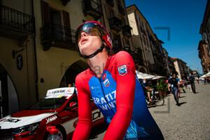 LACH Marta: Giro Donne 2021 – 1. Stage