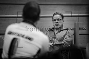 UIBEL Detlef: Fotoshooting Track Team BDR 2020 - Frankfurt/Oder