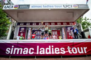 WIEBES Lorena, JACKSON Alison, VOS Marianne: SIMAC Ladie Tour - 1. Stage