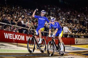 DE KETELE Kenny, GHYS Robbe:  Lotto Z6s daagse Vlaanderen-Gent 2019