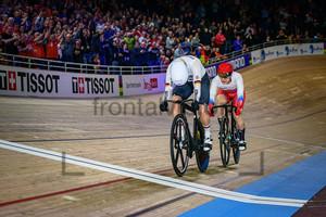 HINZE Emma, VOINOVA Anastasiia: UCI Track Cycling World Championships 2020
