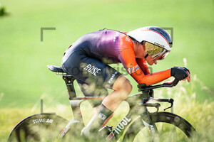 HEINRICH Nicolas: National Championships-Road Cycling 2021 - ITT Elite Men U23
