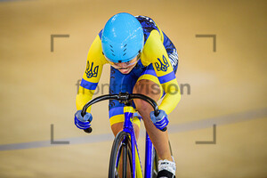 LOHVINIUK Oleksandra: UEC Track Cycling European Championships 2020 – Plovdiv