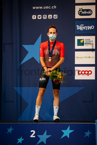 VAS Kata Blanka: UEC Road Cycling European Championships - Trento 2021