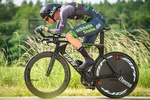 BANZER Johannes: National Championships-Road Cycling 2021 - ITT Elite Men U23