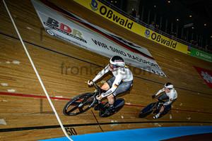 GRABOSCH Pauline Sophie, HINZE Emma: UCI Track Cycling World Championships 2020
