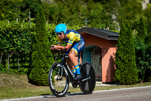 KONONENKO Valeriya: UEC Road Cycling European Championships - Trento 2021