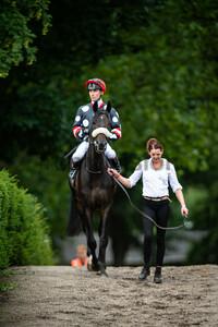 PIECHULEK René: Hoppegarten - Renntag des Berliner Sports