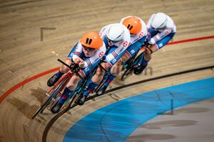GREAT BRITAIN: UEC Track Cycling European Championships (U23-U19) – Apeldoorn 2021