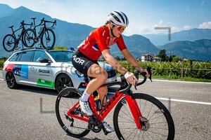 LAFORCE Oda: UEC Road Cycling European Championships - Trento 2021