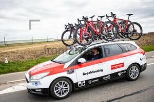 Teamcar: Gent - Wevelgem 2021 - Women