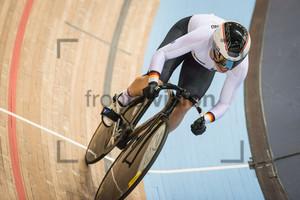 HINZE Emma: UCI Track Cycling World Cup 2018 – London