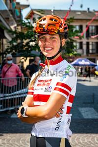 SVARINSKA Lina: Giro d´Italia Donne 2021 – 2. Stage