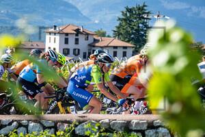 BUJAK Eugenia: UEC Road Cycling European Championships - Trento 2021