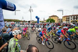 VIECELI Lara, MAGNALDI Erica, BRENNAUER Lisa: Giro d´Italia Donne 2021 – 3. Stage