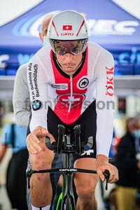 IMHOF Claudio: UEC Road Championships 2020