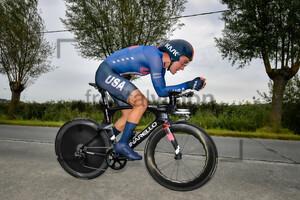SHEFFIELD Magnus: UCI Road Cycling World Championships 2021