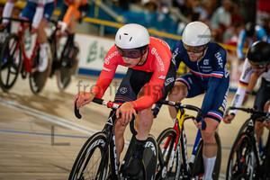 KOVAR Stefan: UEC Track Cycling European Championships (U23-U19) – Apeldoorn 2021
