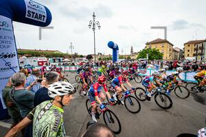 HAMMES Kathrin, LACH Marta: Giro d´Italia Donne 2021 – 3. Stage