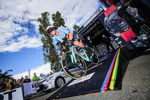 VAN AERT Wout: UCI Road Cycling World Championships 2020